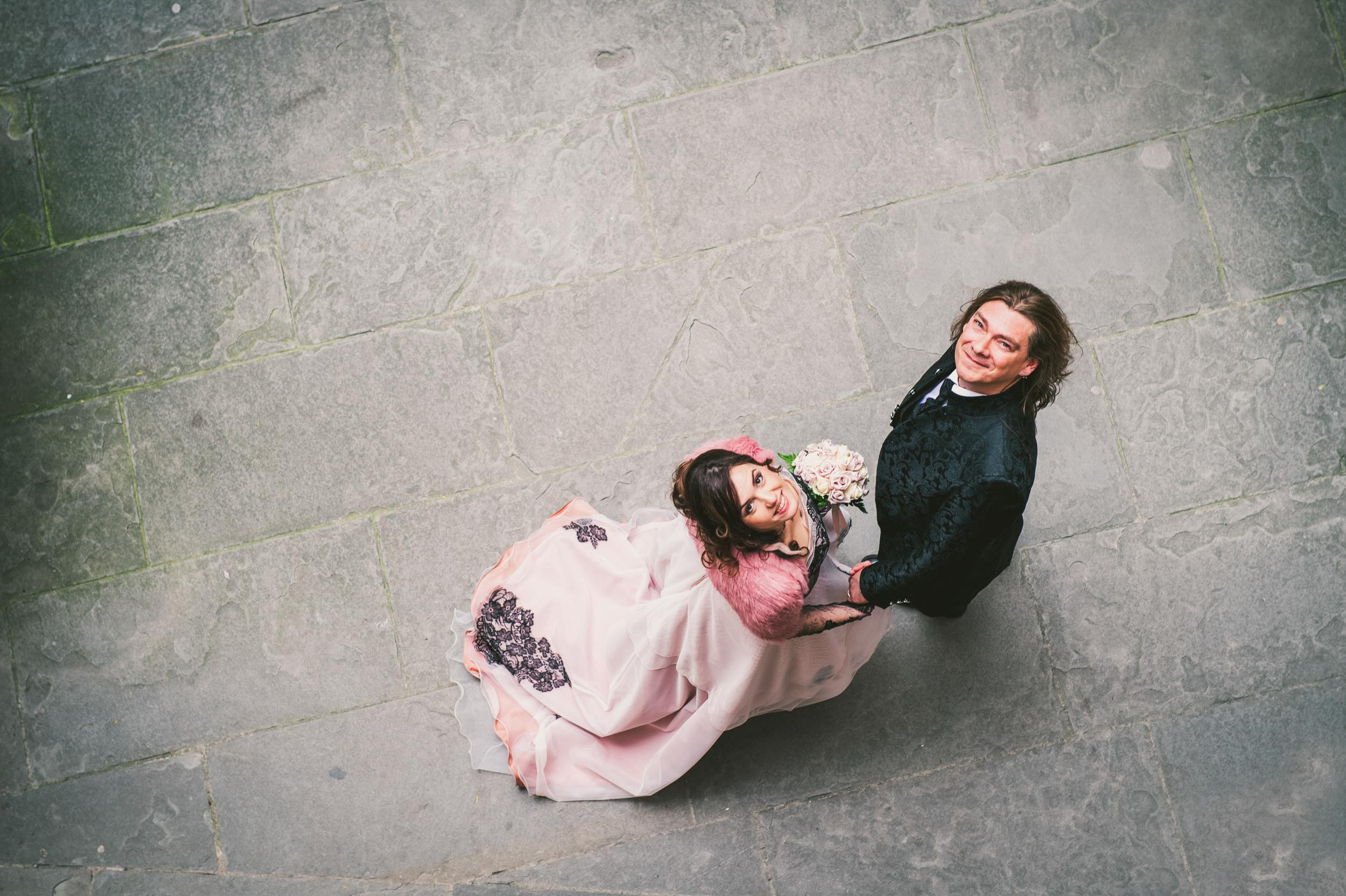 Barbara & Paolo - Rock Wedding in Florence, 12/03/2016