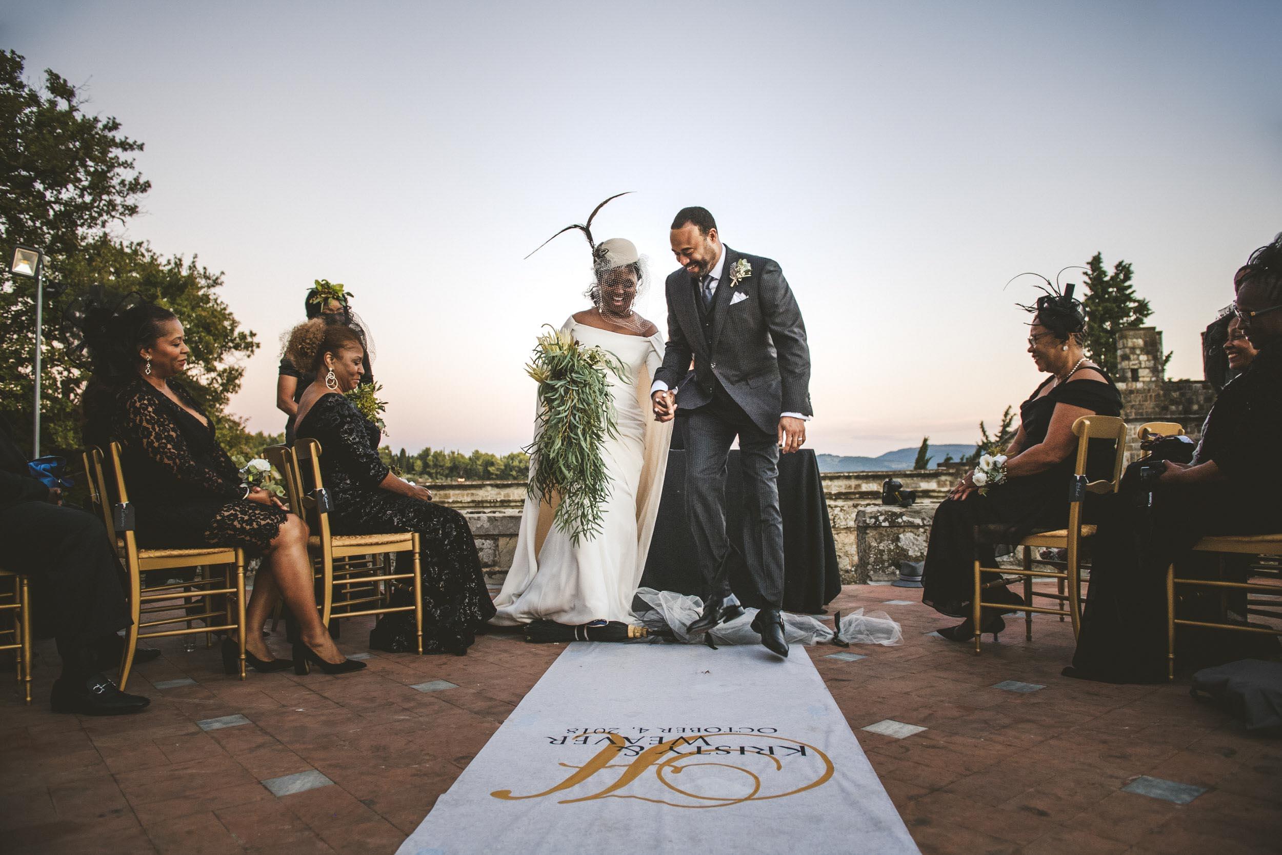 DESTINATION WEDDING IN TUSCANY   ♥ Kristy + Weaver ♥